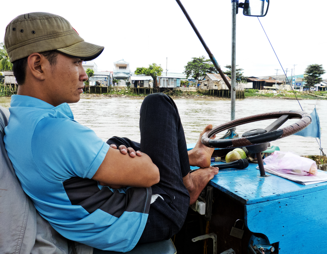 From Phnom Penh to Ho Chi Minh City: the boat trip that wasn't
