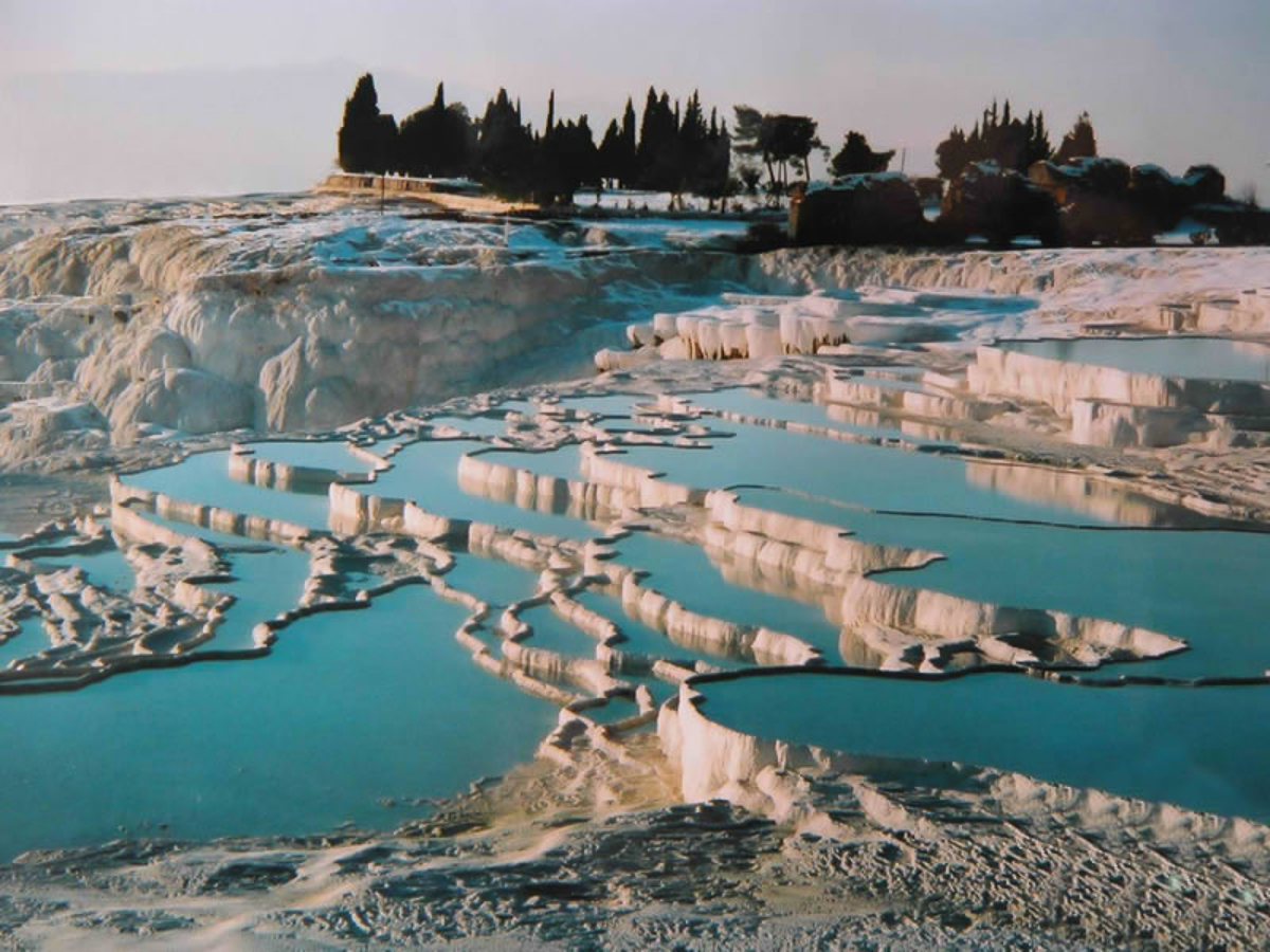Photo from www.pamukkale.gov.tr