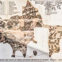 Jordan Highlights: Gerasa, the Dead Sea, and the Map of Madaba
