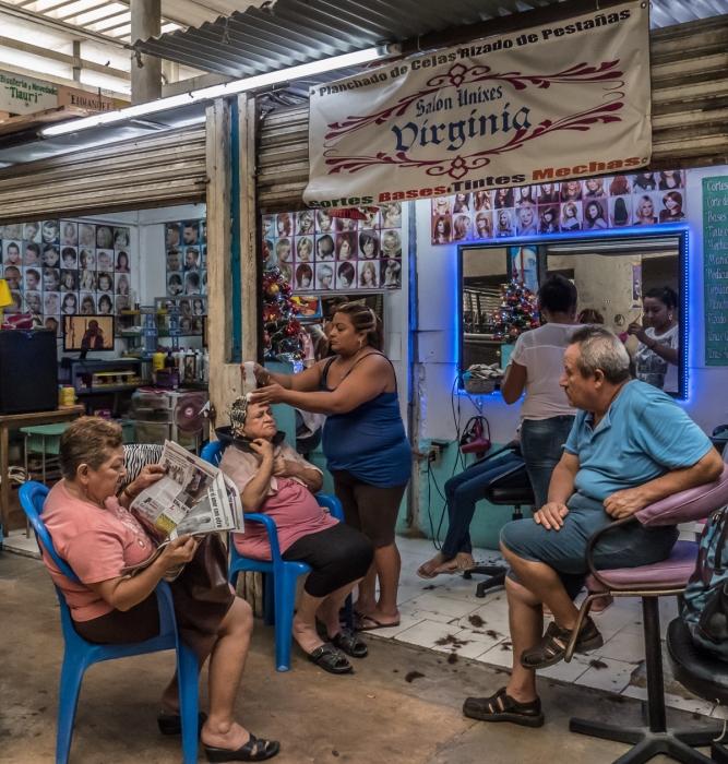 Salon Unisexes Virginia