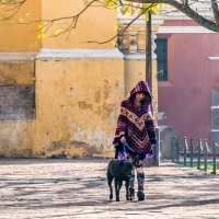 Earthquake City – Antigua, Guatemala
